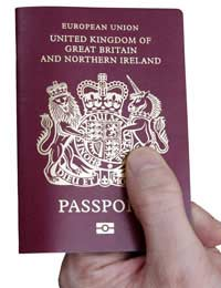 Getting A New Uk Passport When Working Abroad