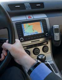 Gps Satellite Navigation Gps Device