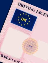 Driving Licence Uk Eu France Spain Italy